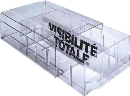 Boite plastique tiroir plastique divisible classeur - Boites tiroirs de rangement ...